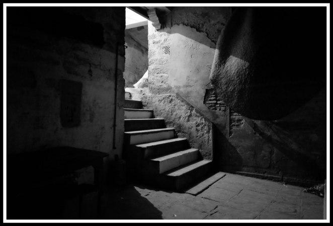 Escalier-varanasi